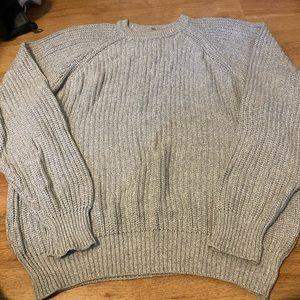 Vintage fishermen's llbean sweater